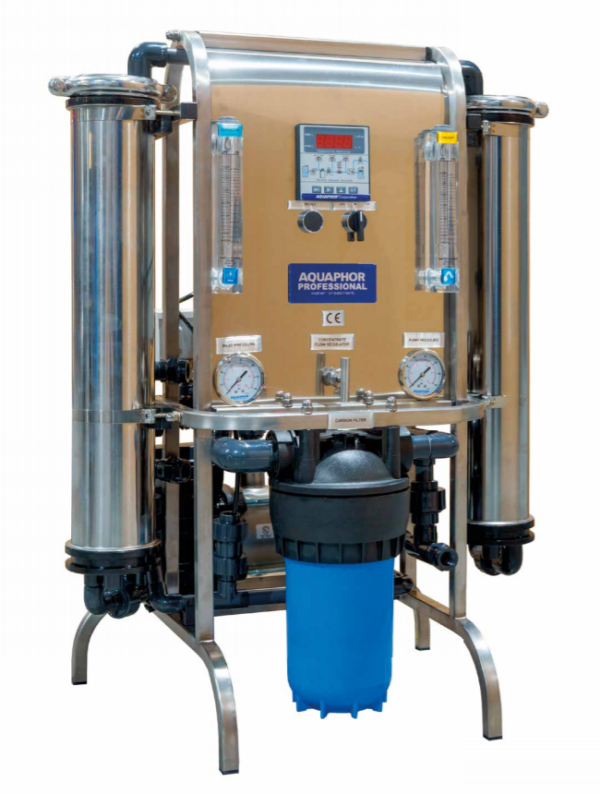 AP.RO-M reverse osmosis systeem
